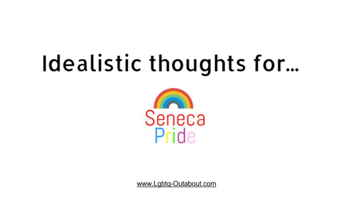 Seneca Pride